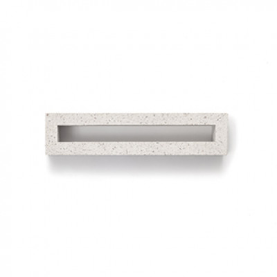 Breeze Blocks Austral Masonry - 10-960 Linear Breeze - Nickel